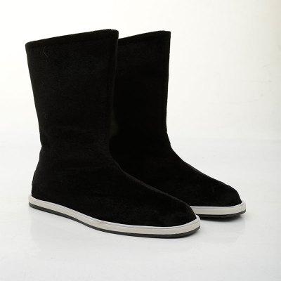 古裝靴子古裝鞋子男漢鞋漢服靴子男女漢服古風男鞋小生俠客中國風