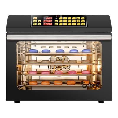 UKOEO G60 烘焙全自动电烤箱家商用 60升大型容量