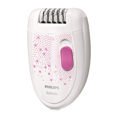 【凈享絲滑肌膚】飛利浦(Philips)充電式脫毛儀電動四肢脫毛器全身水洗干剃型儀器脫毛 白色