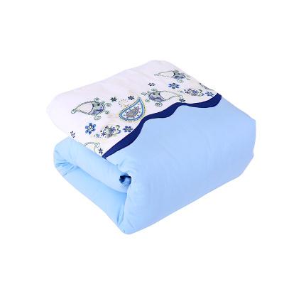 龍之涵【LONGZHIHAN】嬰兒被子 純棉秋冬厚款新生兒寶寶棉花被 幼兒園兒童空調被 床上用品 1*1.3m