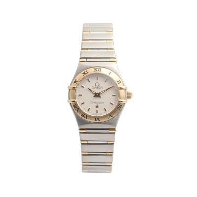 【二手95新】歐米茄OMEGA星座系列1360.70.00女表石英奢侈品鐘手表腕表
