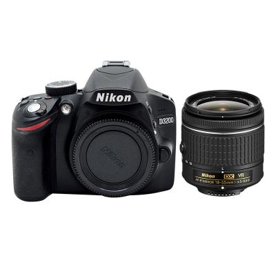 【二手95新】尼康/Nikon D3200+18-55mm APS畫幅單機 【套機】
