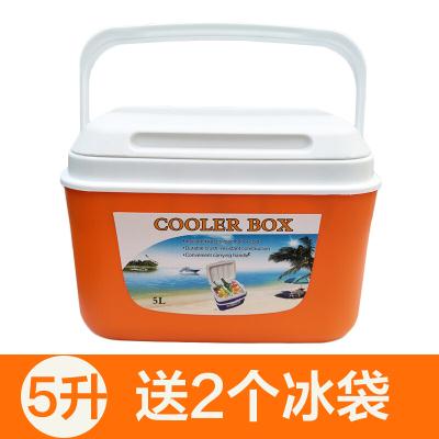 因樂思(YINLESI)戶外保溫箱保鮮冷藏箱外賣送餐便攜手提超大車載商用家用小型迷你 外賣保溫箱