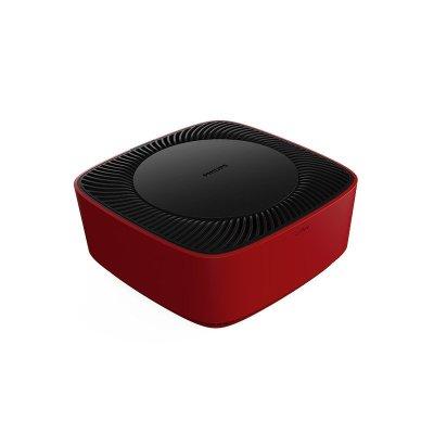 飛利浦(Philips)車載空氣凈化器GP compact50 (RED-紅色) 去霧霾異味過濾灰塵