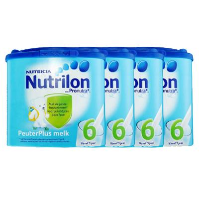 4罐装   荷兰诺优能婴幼儿奶粉 6段(3岁以上)400g