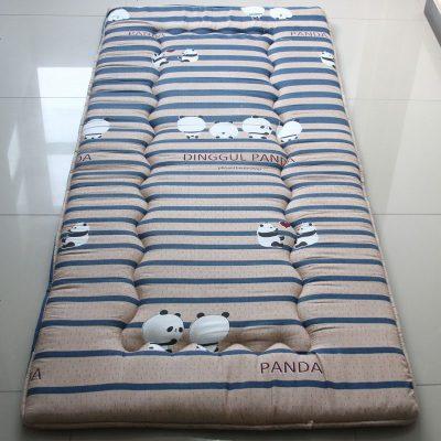 學生床墊折疊宿舍單人0.9m加厚海綿榻榻米床褥子睡墊90x190cm地鋪