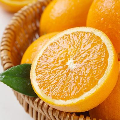 正宗赣南脐橙新鲜现摘香甜多汁果园直发橙子孕妇水果5斤(70-80果径)