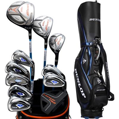 登路普(DUNLOP) 高尔夫球杆 男士全套杆 钛合金碳素全套球具TOUR-ELITE系列全套杆