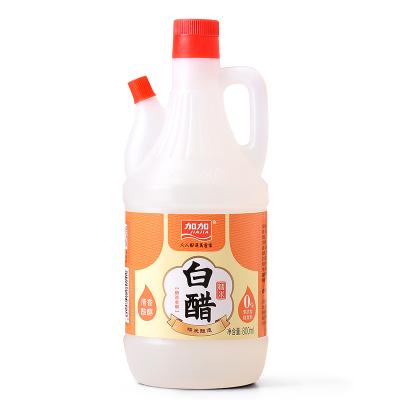加加 糯米白醋 800ml 食醋 糯米釀造好醋 酸度適中口感綿柔 泡果醋