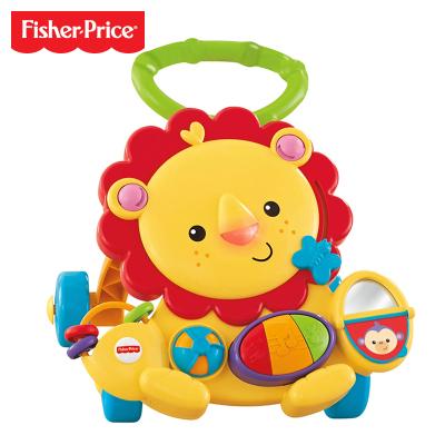 Fisher Price 费雪多功能狮子学步车 6-36个月婴幼儿塑料玩具-Y9854