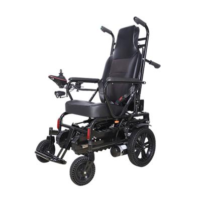 八哥Q3電動爬樓機輪椅履帶式鋰電池輕便折疊殘疾人老人上下樓智能爬樓機