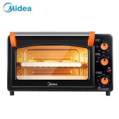 美的(Midea) 电烤箱 MG25NF-AD三代 25L 双层烤位 机械式 家用大容量电烤箱
