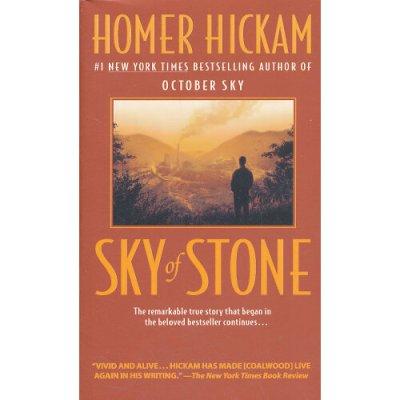 Sky Of Stone(ISBN=9780440240921) 英文原版