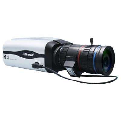 適用英飛拓VS210-P2-A0星光級200萬像素寬動態人臉抓拍網絡型攝像機