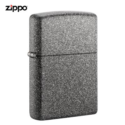 zippo之寶打火機美國原裝ZIPPO防風煤油打火機鐵石心腸211-043105