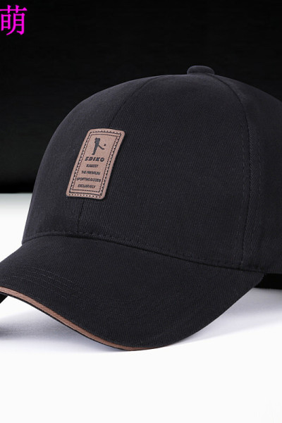 諾芝萌 棒球帽子 男女士遮陽帽 字母戶外鴨舌帽 男女士情侶款太陽帽遮陽帽NM022
