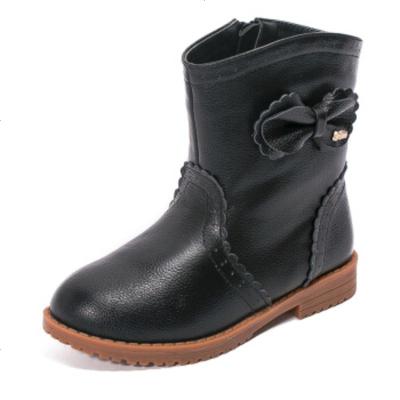 2双减20富罗迷童鞋女童儿童靴2棉靴女童短靴马靴防水防滑