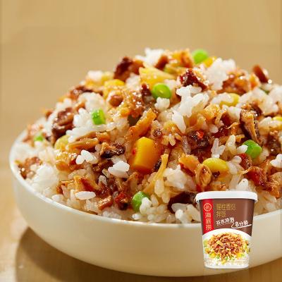 【海底撈】沖泡米飯 瑤柱香菇拌飯*1碗 沖泡僅需8分鐘