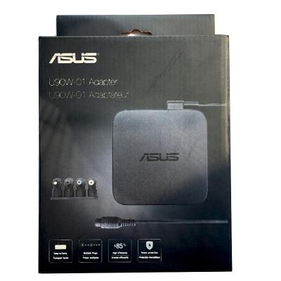 华硕(ASUS)原装笔记本电源适配器 笔记本电脑电源充电器(19V /4.74A/ 90W)
