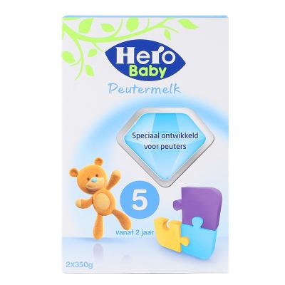 Hero Baby 荷蘭天賦力 嬰幼兒配方奶粉 5段(2歲以上) 700g/盒