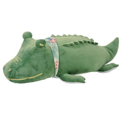 LIVHEART大鳄鱼公仔毛绒玩具超大号玩偶睡觉抱枕卡通枕头生日礼物