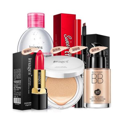 形象美5件套彩妆套装眼妆美妆工具化妆品组合初学者防水持久裸妆女