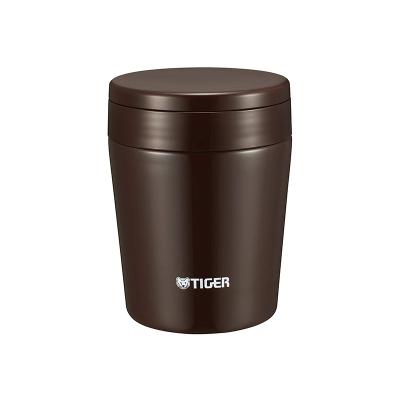 虎牌(tiger) 超輕不銹鋼真空燜燒罐 燜燒杯/罐 保溫飯盒魔法瓶 MCL-A030 300毫升