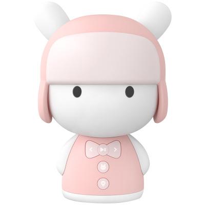 小米(MI)米兔故事机mini蓝牙版儿童早教机 男孩女孩0-6岁宝宝婴儿幼儿 益智玩具学习机 粉色