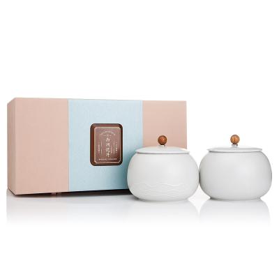 藝福堂茶葉明前特級西湖龍井茶葉禮盒裝 春茶綠茶貢韻鑒心禮盒 端午送禮佳品