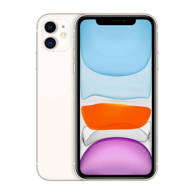 Apple iPhone 11 128G 白色 移动联通电信4G全网通手机