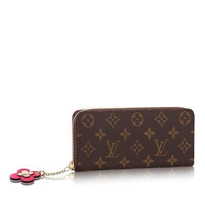 墨犀全球购 LV路易威登(Louis Vuitton)lv女包18新款lv钱包长款老花M64201