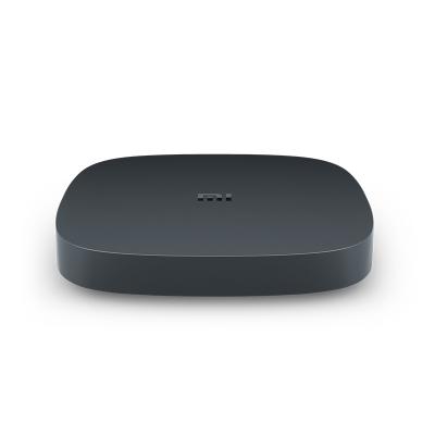 小米盒子4SE 黑色 人工智能机顶盒 高清网络机顶盒 (不含HDMI线)黑色