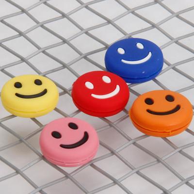 網球配件網球拍減震器避震器卡通笑臉緩震器