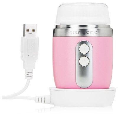 【明星同款】CLARISONIC 科萊麗Mia Fit 小型電動潔面儀 粉色 毛孔清潔 深層清潔 各種膚質通用
