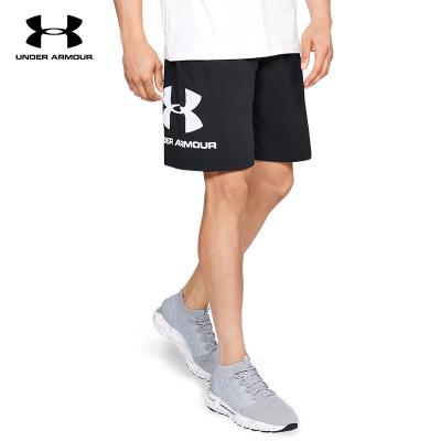 安德瑪/under armour 男子UA Sportstyle Cotton Graphic運動短褲 1329300