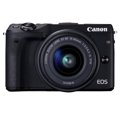 【二手95新】佳能/Canon EOS M3+(15-45mm IS STM) 【套机】