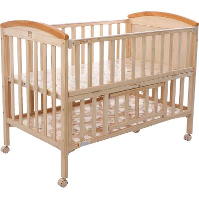 gb好孩子 多功能嬰兒床環保實木拼接床搖籃嬰兒床 MC306-J311
