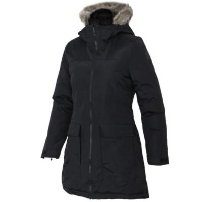 阿迪达斯(adidas)2018冬季新款长款女子棉服运动棉衣保暖棉袄BQ6803