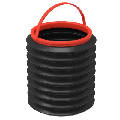 友用行汽車內用可折疊伸縮雨傘桶車上創意置物收納用品車載垃圾袋垃圾桶