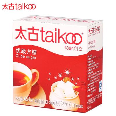 Taikoo太古优级方糖454g 白砂糖 咖啡好伴侣 54013
