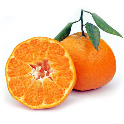 久莲天然 四川春见耙耙柑 5斤大果 8-12个装 新鲜水果橘子蜜桔子丑当季粑粑柑橘 净重4.8-5斤