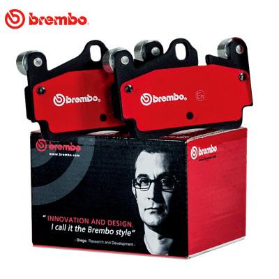 布雷博(brembo)后剎車片.陶瓷P83063N適用于花冠EX,吉利,F3
