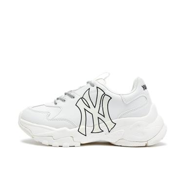 【直營】MLB BIG BALL CHUNKY 系列 NY19潮流時尚休閑鞋運動鞋 32SHC1911
