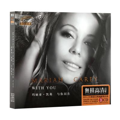 正版cd瑪利亞凱莉歌曲專輯汽車載音樂光盤無損音質碟片歐美流行女