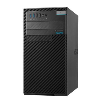 华硕(ASUS)商用台式电脑D520MT 21.5英寸显示器(I5-7400 4G 1TB DOS )