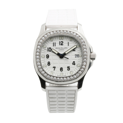 【二手95新】百达翡丽PatekPhilippeAQUANAUT系列5067A女表石英奢侈品钟手表腕表