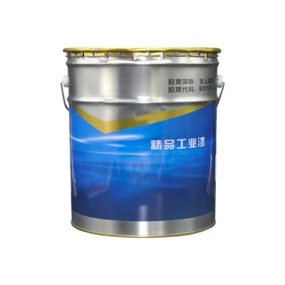 規格【主漆20KG+固化劑2KG】環氧煤瀝青防腐漆工業漆 金屬漆 防銹防腐油漆 22KG/組