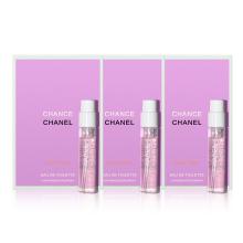 香奈儿(Chanel) 香水试管香水小样套装女 粉邂逅+黄邂逅+橙邂逅
