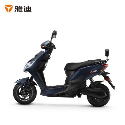 雅迪 銳致60V20A電動車成人電瓶踏板車代步男女 電動輕便摩托車
