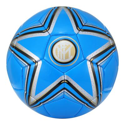 国际米兰足球俱乐部5号纪念足球— 蓝色 (Inter Milan)